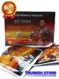 Eva's Dream – Hồ trợ nam giới yếu sinh lý, liệt dương, xuất tinh sớm
