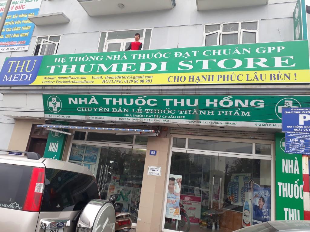 THUMEDI STORE. Thu Hồng 2