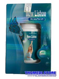 New Lishou – Giảm cân nhanh hiệu quả cho người khó giảm cân.