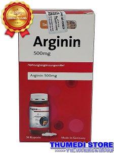 Arginin 500 mg – Hỗ trợ chức năng gan, hạ men gan, giải độc gan hiệu quả
