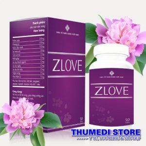 Zlove – Se khít vùng kín tự nhiên, hỗ trợ sức khỏe nữ giới