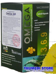 Omega 3.6.9 – Hỗ trợ các bệnh về tim mạch, xơ vữa động mạch