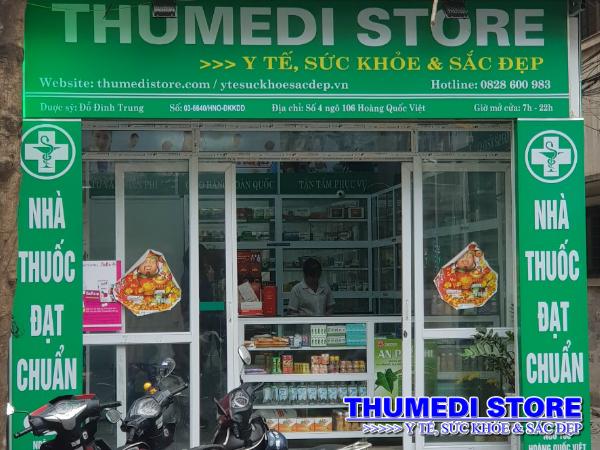 THUMEDI STORE - HOÀNG QUỐC VIỆT