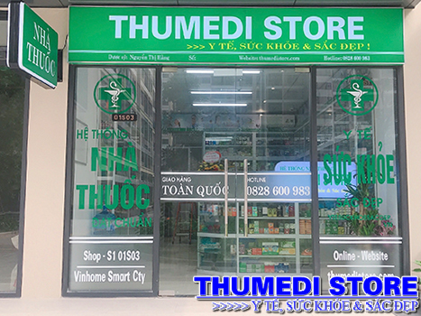THUMEDI STORE - VINHOMES SMART CITY